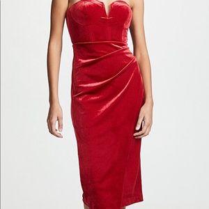 Yumi Kim Dresses - Yumi Kim velvet allure dress